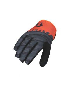 350 DIRT KID GUANTO BLACK ORANGE 273327