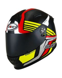 SR SPORT ATTRACTION RED YELLOW