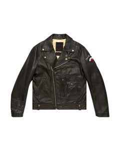 THE BOLT LEATHER JACKET