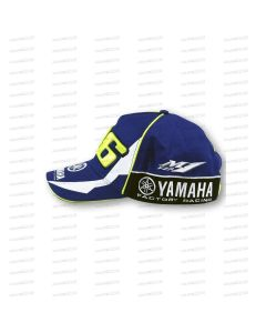 vr46 CAP BLUE ROYAL YAMAHA