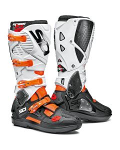 CROSSFIRE 3 SRS ORANGE FLUO WHITE BLACK
