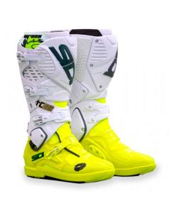 CROSSFIRE 3 SRS TC222 CAIROLI WHITE YELLOW
