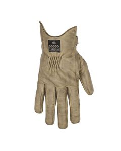 CONDOR GLOVES BEIGE BLACK