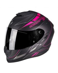 EXO 1400 AIR CUP NERO FUXIA