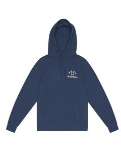 CAMPERDOWN ADDRESS HOODIE BLU