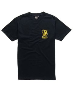 DEVIL CAMPERDOWN TEE BLACK