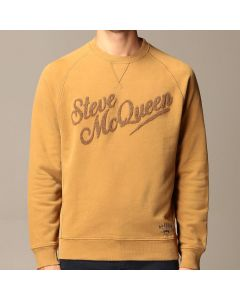 BARBOUR INTERNATIONAL DOC SWEAT CAMEL