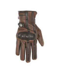 EAGLE GLOVES BROWN BLACK