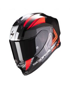 EXO R1 AIR HALLEY BLACK RED