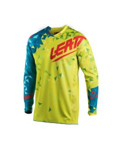 GPX 2.5 JUNIOR JERSEY YELLOW BLUE