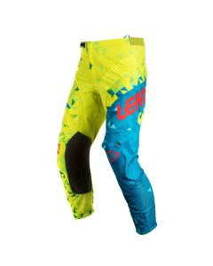 GPX 2.5 JUNIOR PANT YELLOW BLUE
