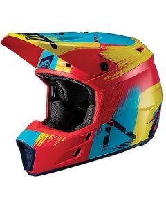 GPX 3.5 X JR V19.1 RED YELLOW