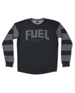GREY STRIPES ENDURO JERSEY