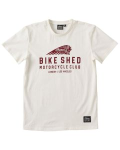 INDIAN MOTORCYCLE T-SHIRT WHITE