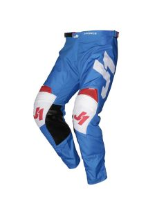 J-FORCE TERRA PANT BLUE WHITE RED