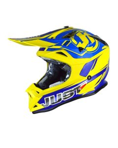 J32 PRO RAVE BLUE YELLOW
