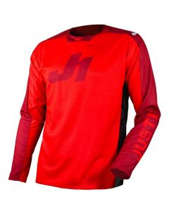 J-FORCE MTB ACT LS JERSEY RED