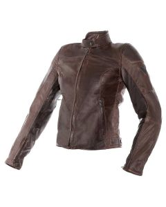 MIKE LEATHER JACKET LADY 005
