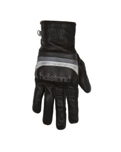 MORA GLOVES BLACK WHITE GREY