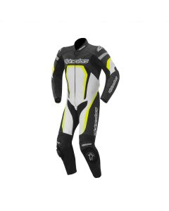 MOTEGI SUIT BLACK YELLOW