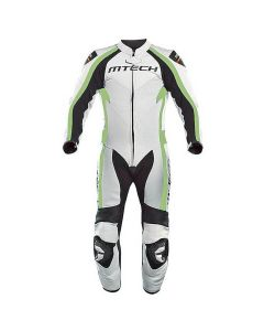 MT1 RACING WHITE GREEN