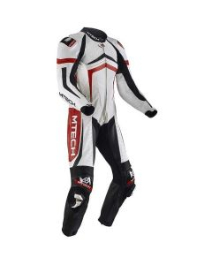 ASSEN SUIT PROFF WHITE RED