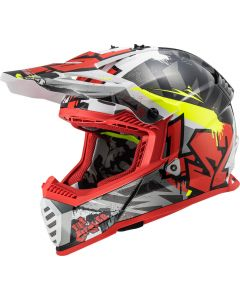 FAST EVO MX437 CRUSHER RED