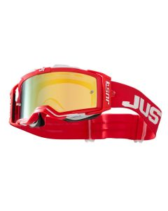 NERVE ABSOLUTE RED WHITE GOGGLE