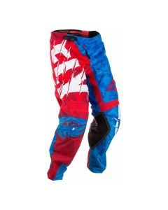 KINETIC OUTLAW PANT RED BLUE