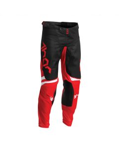 PULSE CUBE PANT RED BLACK
