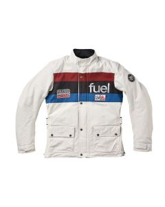 RALLY RAID JACKET WHITE