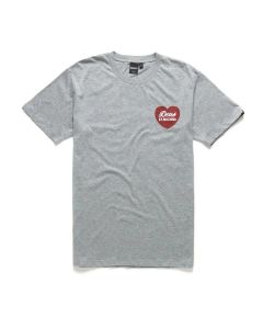 SENTIMENTS TEE GREY