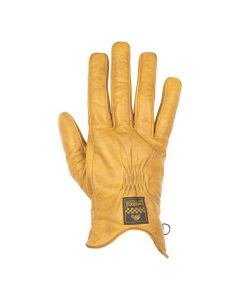 SWALLOW GLOVES GOLD BLACK