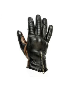 TANK MAN GLOVES BLACK BROWN
