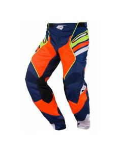 TITANIUM PANT MARINE ORANGE LIME