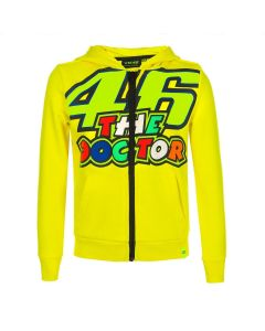 FELPA VR 46 YELLOW 3591