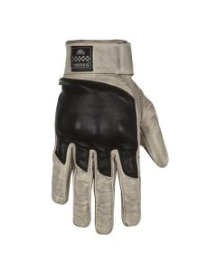 WOLF GLOVES BEIGE BLACK