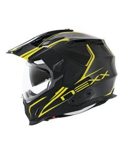 XD1 VOYAGER BLACK YELLOW FLUO
