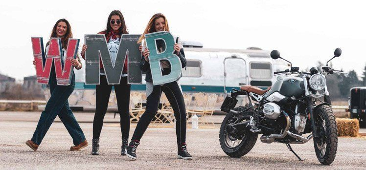 WOMEN MOTORS BOOTCAMP DOMENICA 16 FEBBRAIO AL VALERI84 RIDERS DISTRICT